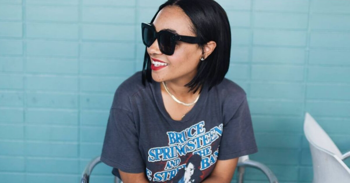 Natalie Manuel Lee, host of the upcoming new Hillsong Channel TV show 'Now With Natalie'