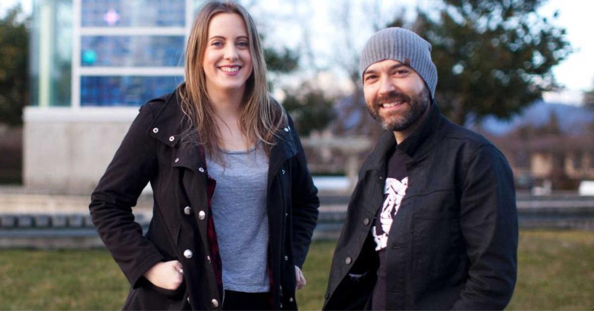 Joshua Harris and documentary maker Jessica Van Der Wyngaard