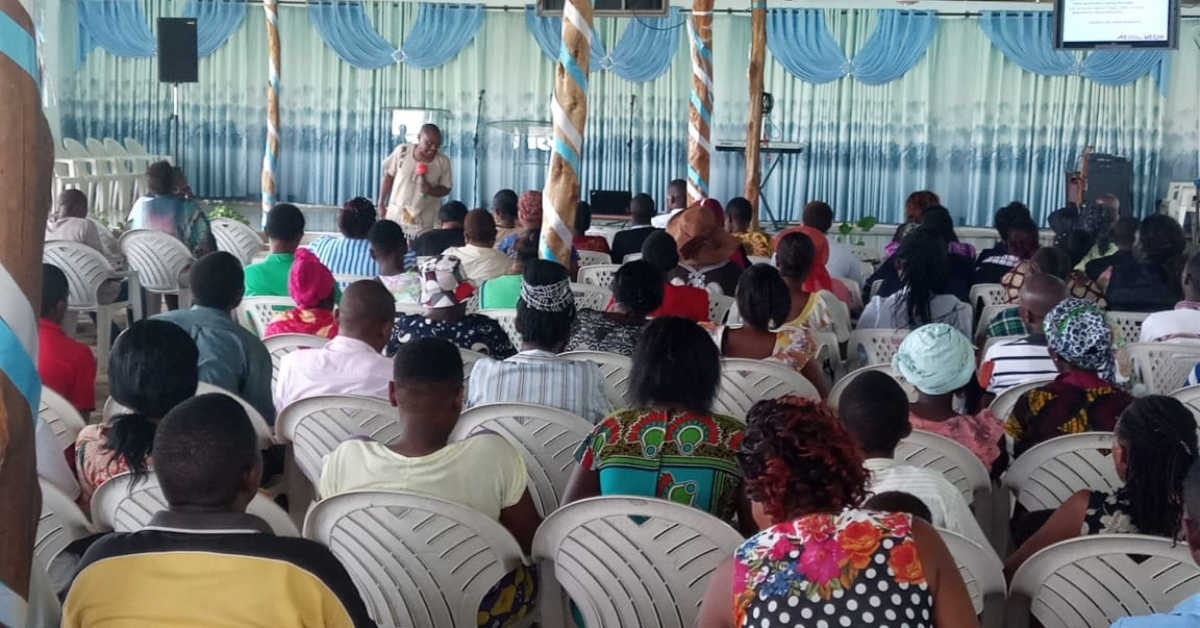 teaching local evangelists