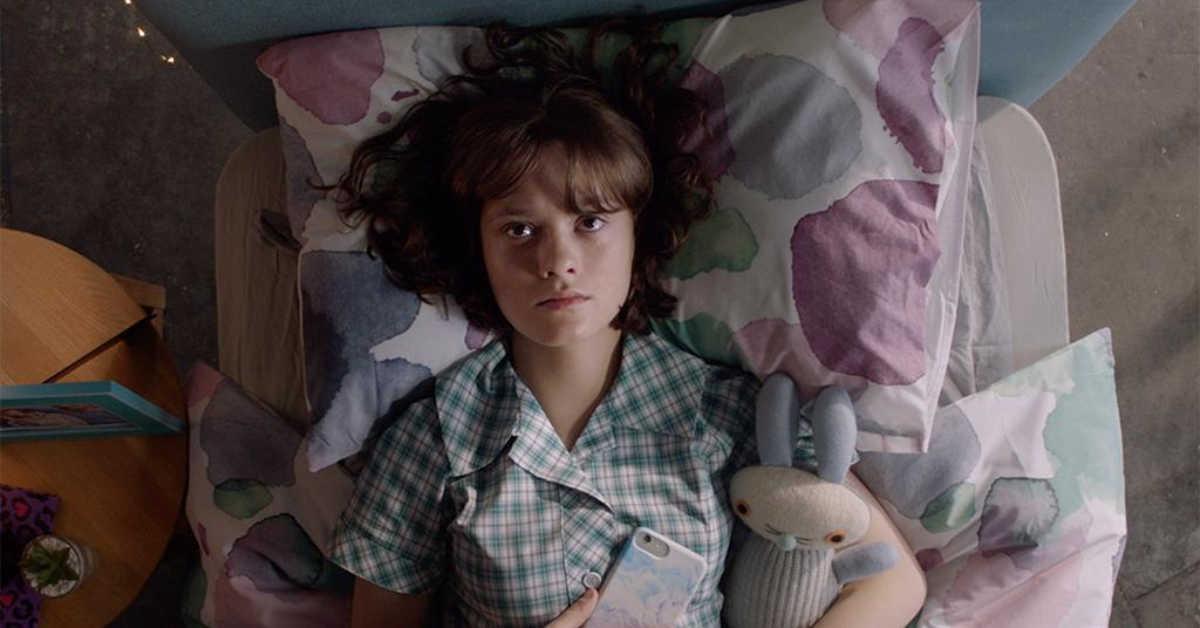 Dolly's dream video scene