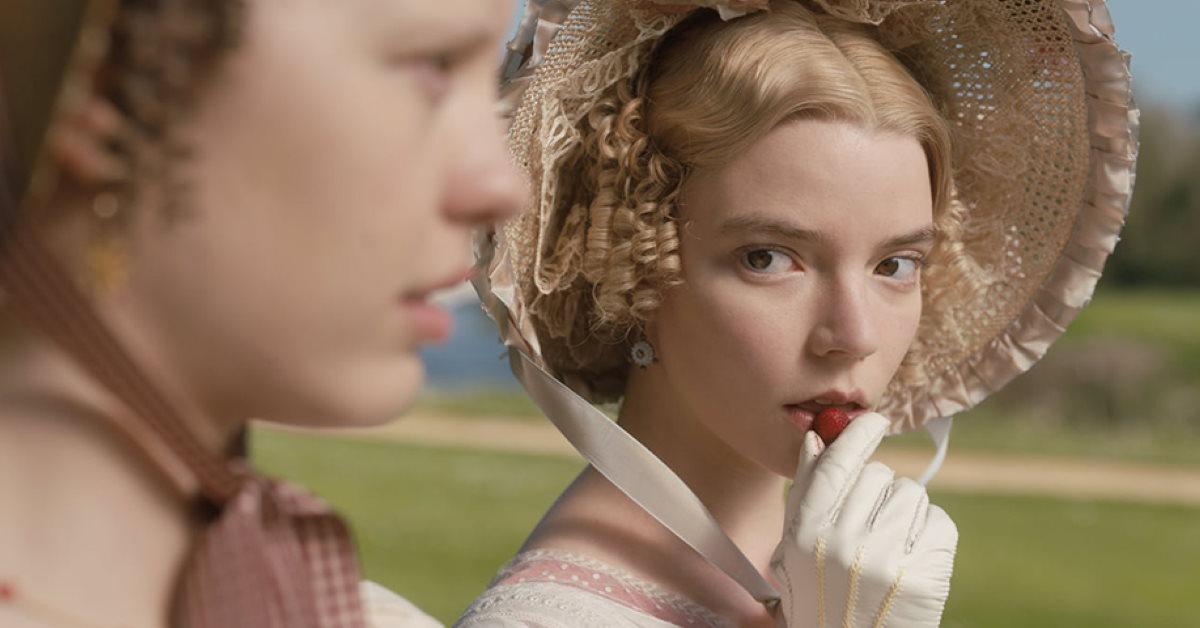 still shot from the movie Emma