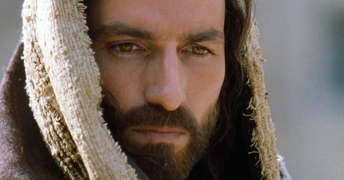 movie still from the passion of the christ