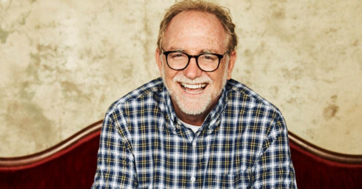 photo depicts new york times bestselling author bob goff